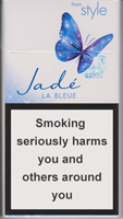 Style Jade Super Slims Bleue Cigarettes pack