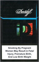 Davidoff iD Blue Cigarettes pack
