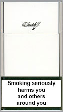 Davidoff White Cigarettes pack