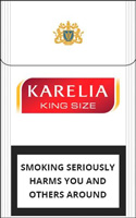 Karelia King Size Cigarettes pack
