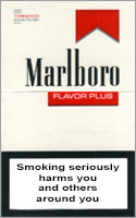 Marlboro Flavor Note (Filter Plus) Cigarettes pack