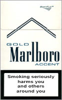 Marlboro Accent (Ultra Lights) Cigarettes pack