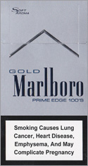 Types of tobacco in Marlboro