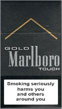 Marlboro cigarette Liverpool airport
