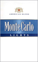 Monte Carlo Lights (Balanced Blue)