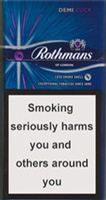 Rothmans Demi Click Purple Cigarettes pack